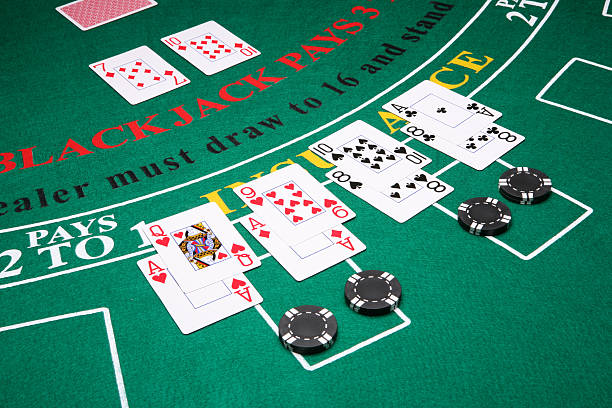When can you split and double in blackjack